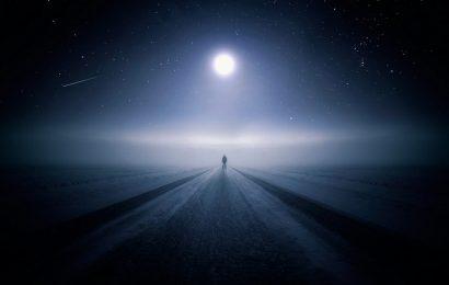Идущий в ночь