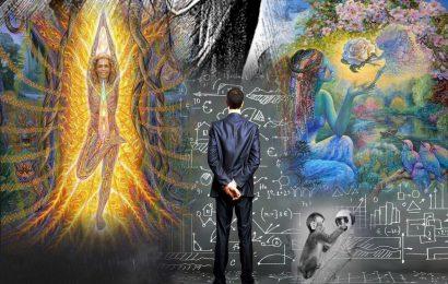 Взгляд на мистицизм, материализм и пантеизм