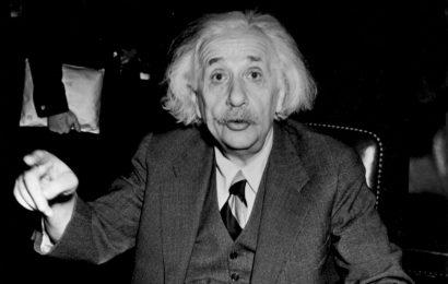 Камень Эйнштейна, или Нужно стараться дальше