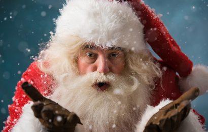 Неполиткорректный Санта