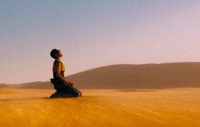 Пустыня услышит