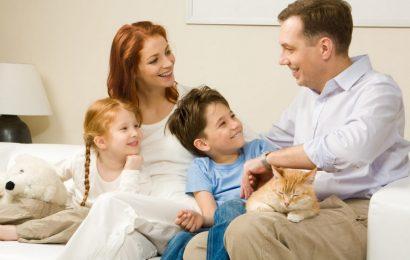 О семье и Учении