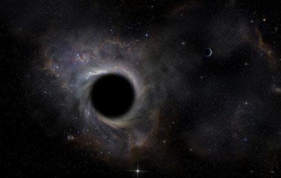 Самое мрачное место во Вселенной