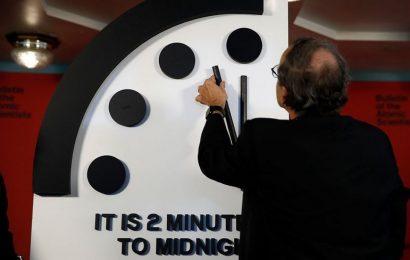Внимание на часы!
