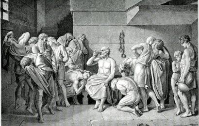 Сократ и закон, или Мёртвый лев